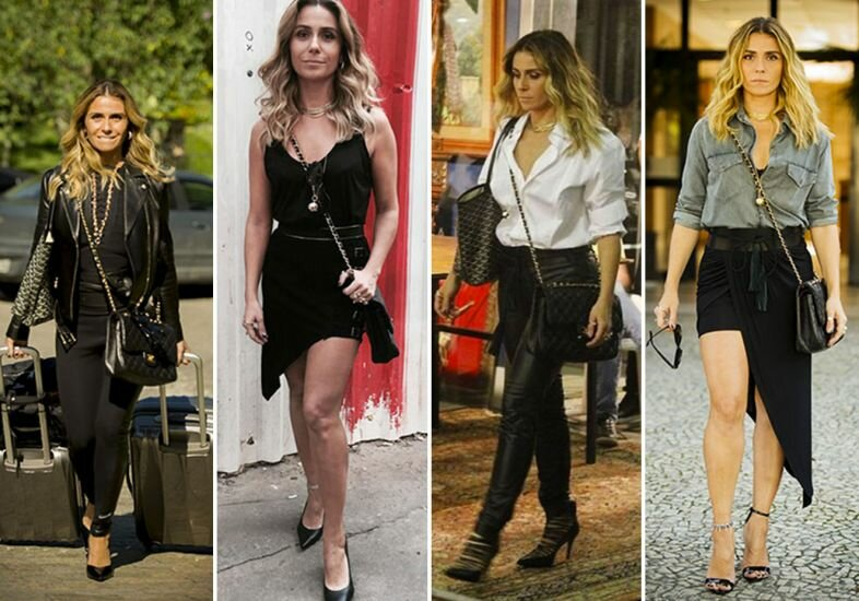 Looks da Atena: body de renda