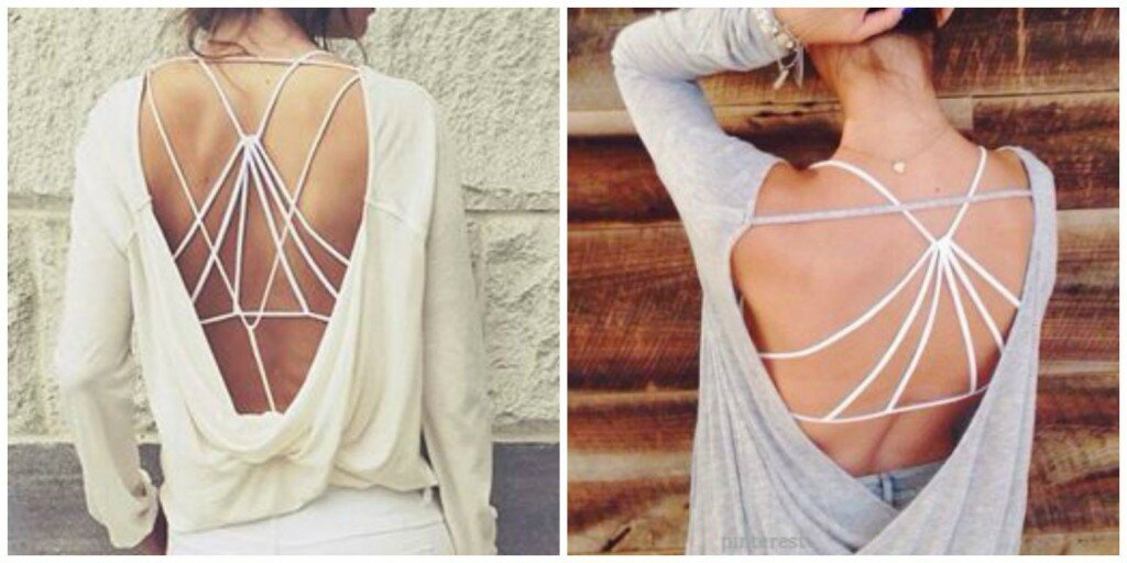strappy bra: specialità lingerie