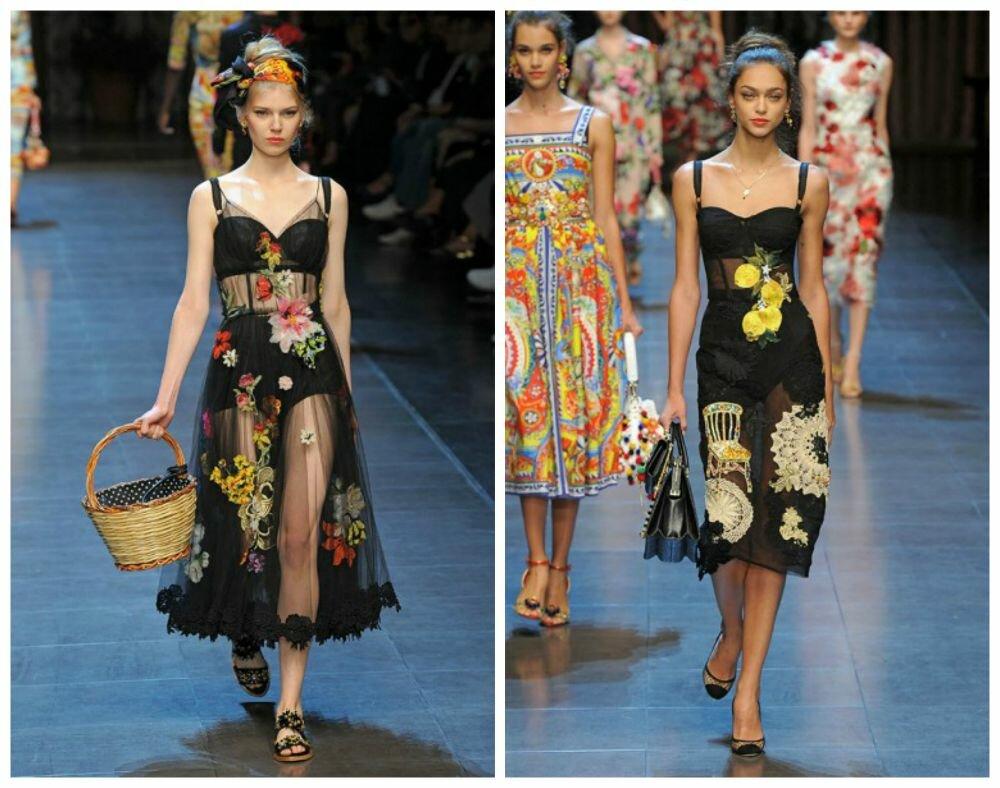 Tendências de Lingerie: Semana de Moda Milão
