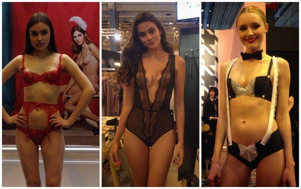 lingerie francesa