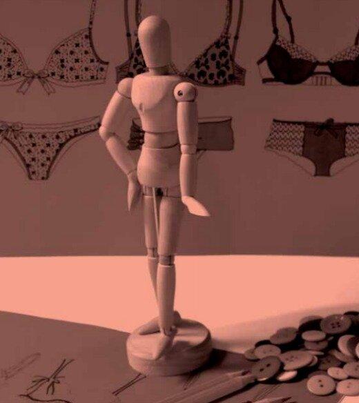 A lingerie e a cultura