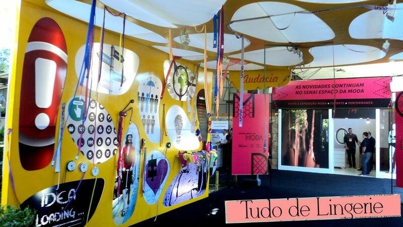 feira de lingerie