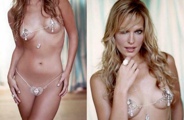 as lingeries mais caras do mundo