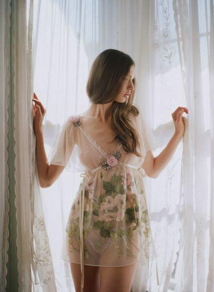 lingerie e feminilidade