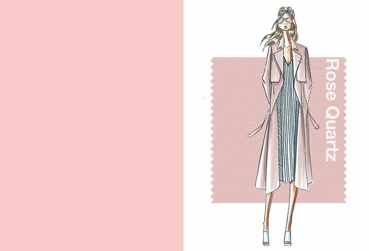 Tendência de Moda: Rose Quartz é a cor do Verão 2016