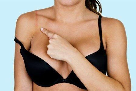 7 problemas que as mulheres têm com sutiãs