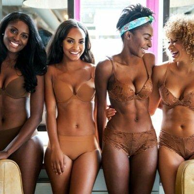 lingerie mulher negra